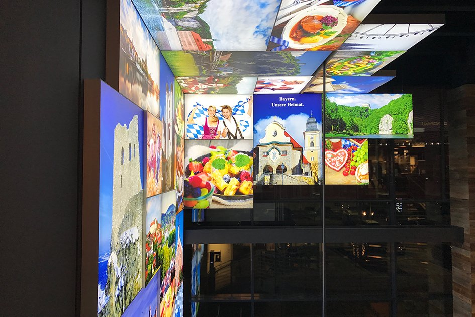 Digital Signage • Werner Quadt