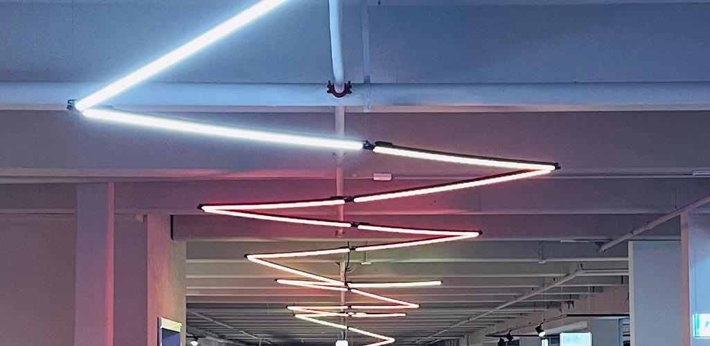 Beleuchtung • Werner Quadt